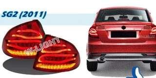 SAGA BLM TAIL LIGHT LED