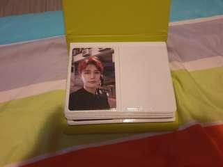 NCT Photocards Clearance