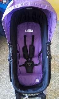 Stroller+ baby car sit