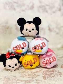Tsum Tsum Plush Toy