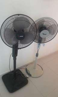 Electronic fans