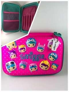 Smiggle Pencil Case Pink