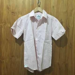 Nico Nico Work Shirt in Pink