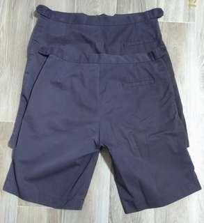 Compassvale Secondary School uniform short (2pieces)