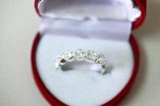 Swarovski Silver 925 Ring
