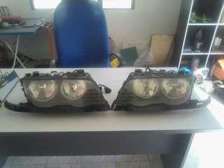 Lampu BMW E46 3 siries