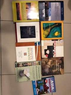 MBA & improvement books