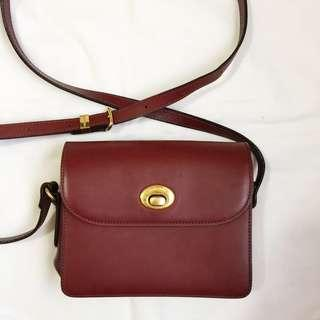 Authentic Marie Claire Vintage Style Crossbody Bag