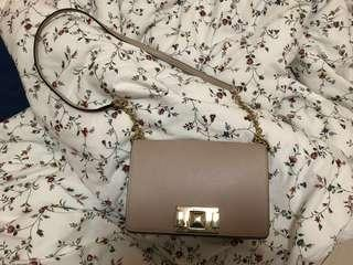 Furla Mimi in beige (2019 spring summer collection)
