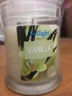 lilin aromaterapi - candle jar vanilla