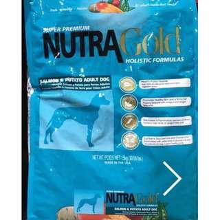 Selling Cheap!! 2x bags for $176 - Nutragold Salmon (Expiry February 2020)