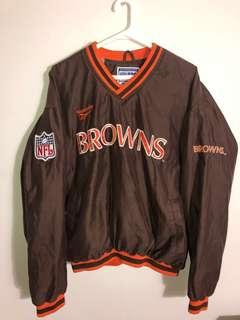 Cleveland Browns Crew/Jacket