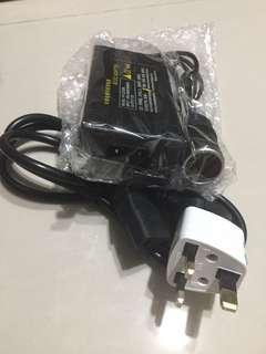 Home Use Car Socket Plug Input 90-230V AC Output 12V DC 6A