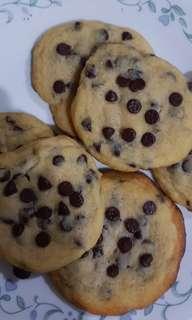 Chocolate cookie dough cookies