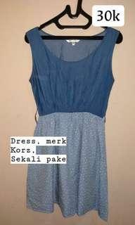Dress merk Korz