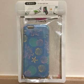 四合一電話殻 iPhone 6/6s Case (日本購買)