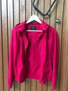 Jaket zara pink