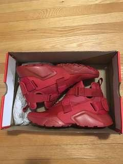 DS Nike huarache city shoes y / gs