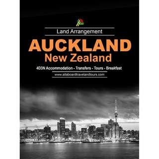 Auckland, New Zealand  Free and Easy Land Arrangement