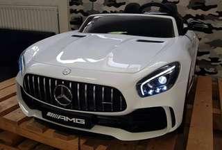 Ready !!!!  MERCEDES AMG GT R 2×12 VOLT 4WD Pemesanan WhatsApp  082332943178