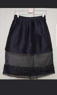 BYSI Black Skirt