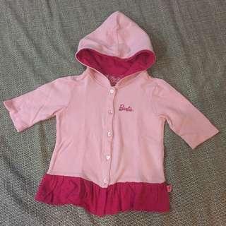 Barbie jacket w/ hood