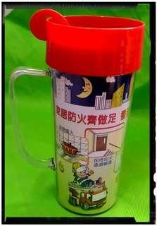香港消防處膠水杯