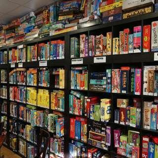 Board Games Clearance