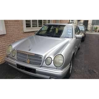 Mercedes Benz E200 2.0 (A) 1998