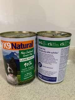 🚚 K9 Natural - Lamb Feast Canned Food (90% Lamb, Organs and Ground Bone)
