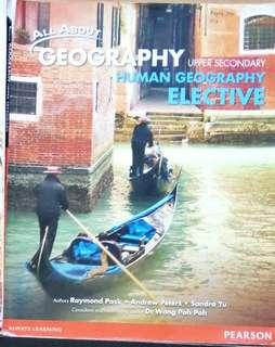 Geography Elective Textbooks