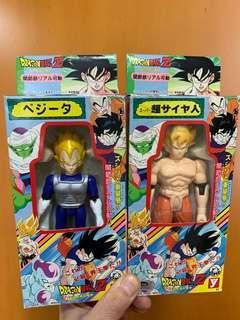懷舊龍珠玩具(1991年日本製)