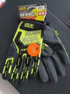 Mechanix glove L size Riding motorcycle