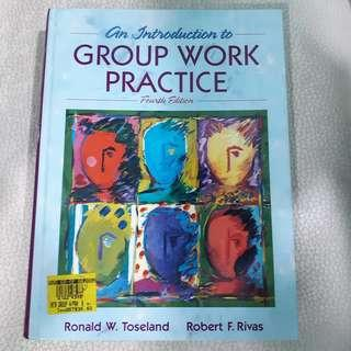 Social Work-Group Work Practice