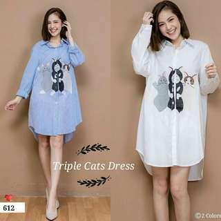 FS Triple Cats Dress