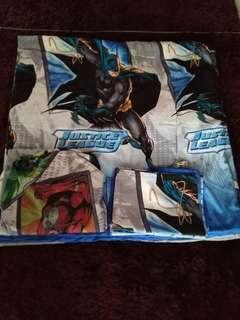 Queen saiz bedsheets and conforter