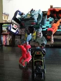 Transformers - Powercore Combiners