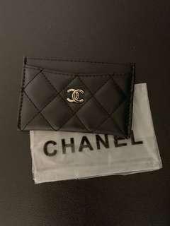 Chanel Card Holder (平紋菱格) - vip gift 化妝品專櫃