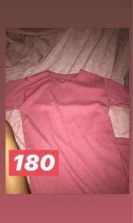 Bodycon light pink