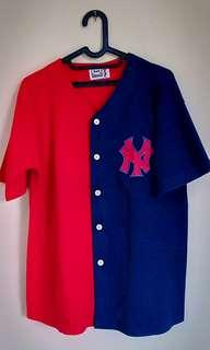 Baju baseball NYC ORIGINAL