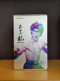全新絕版 Enterbay Bruce Lee figure 龍爭虎鬥李小龍雕像