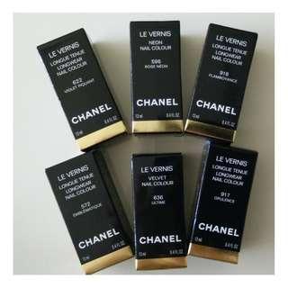 Brand New Chanel Le Vernis Nail Polish Nail Colour