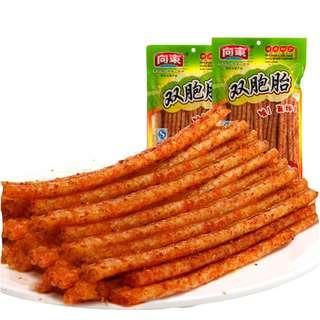 中国小零食