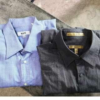 Men's Donna Karen/Mani Shirts