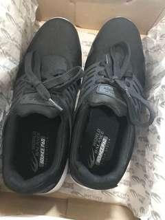 World Balance Black Sneakers