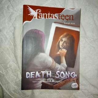 Fantasteen Death Song Sarah Ann