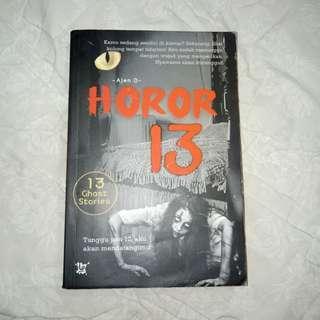 Horor 13 Ajen D