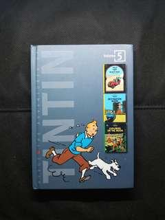 The Adventure Of Tintin ( Vol 5) By Herge