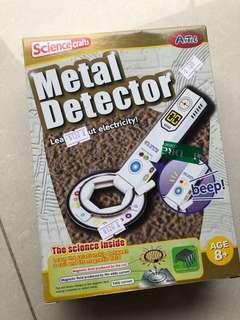 STEM SCIENCE CRAFTS METAL DETECTOR