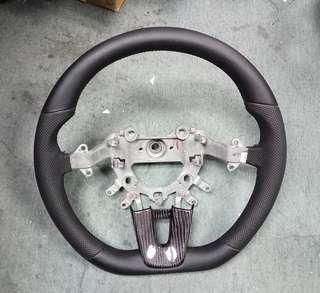 Kia carens flat bottom steering for sale